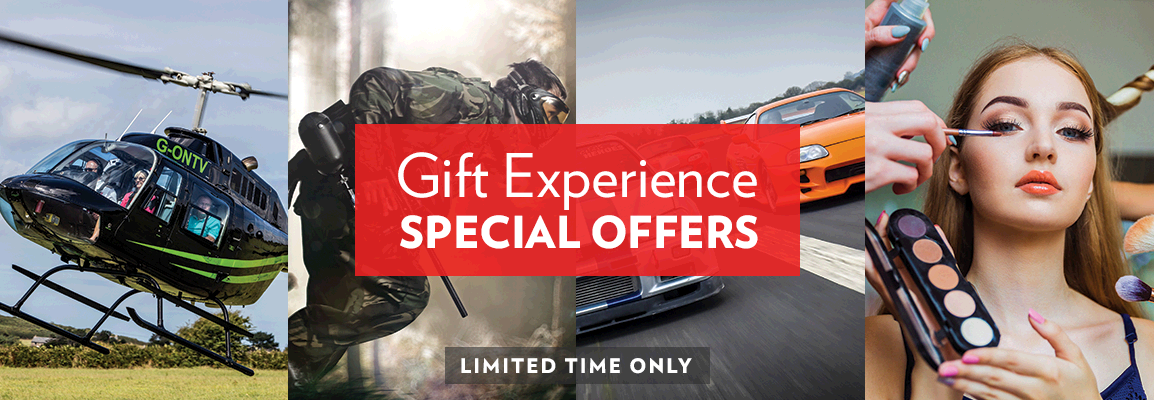 Gift Experience Special Offers