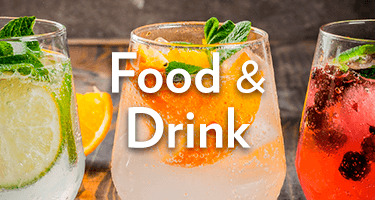 View our food and drink experiences