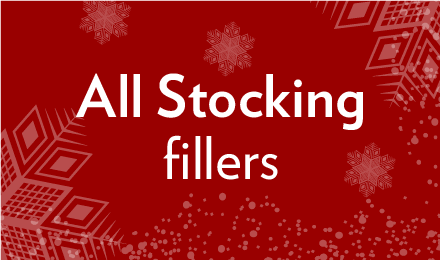 View all of our stocking filler ideas