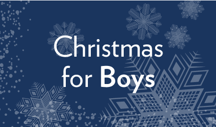 View our Christmas gifts for boys