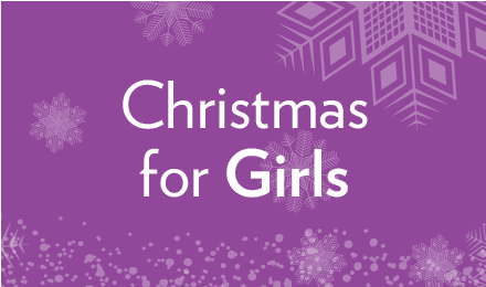 View our Christmas gifts for girls