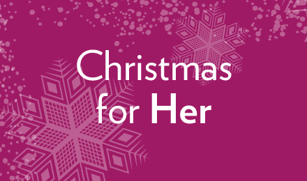 View our Christmas gifts for her