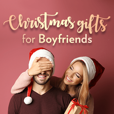 Christmas Gifts for Boyfriends