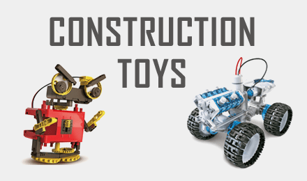 View our construction toys for kids