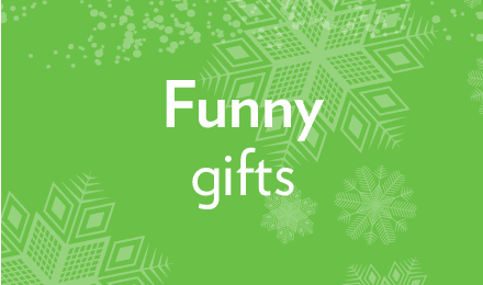 See our range of funny Christmas gifts