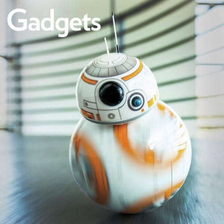 View our range of gadgets and gizmos