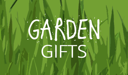 Visit the garden gifts section