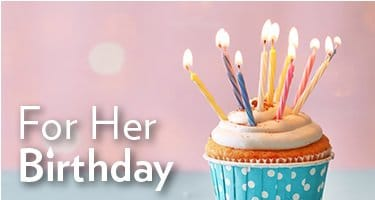 Visit the birthday gifts for her section