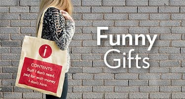 Visit the funny gifts for women section