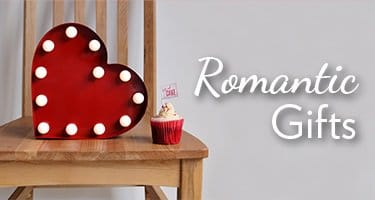 Visit the romantic gifts for her section