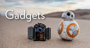 Visit the gadgets section