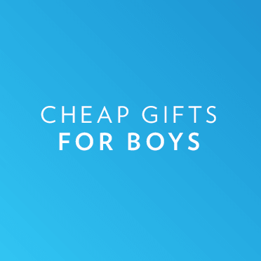 Cheap Gifts For Boys