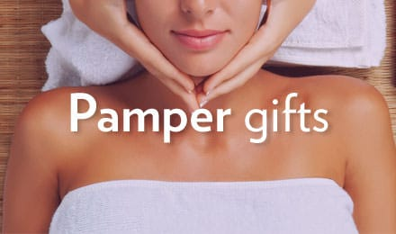 View our pampering gifts