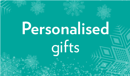 See our range of personalised Christmas gifts