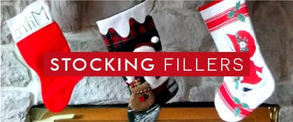 View our range of Stocking Fillers