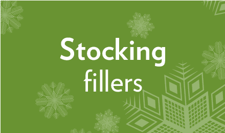 Visit the Stocking fillers section