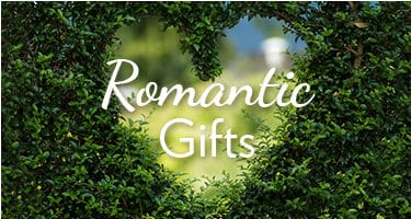 View our romantic Valentine gifts