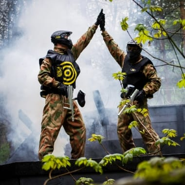 Paintball Experience For Two