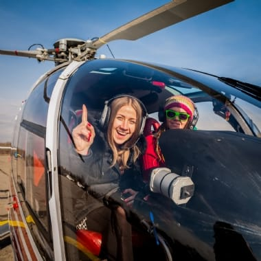 Helicopter Experience for Two