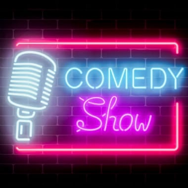 Comedy Night Tickets for Two