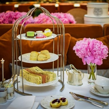 Afternoon Tea for Two at Park Lane Hotel