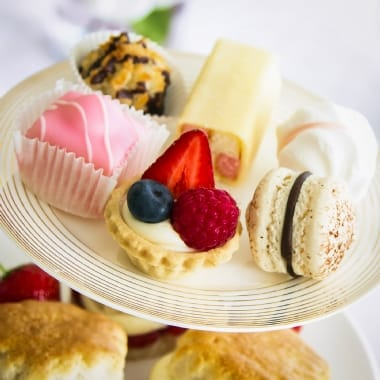 Afternoon Tea for Two at the Hilton London West End Hotel