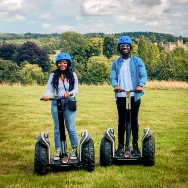 Segway Tour of Leeds Castle for Two