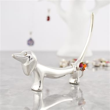 Sausage Dog Ring Holder