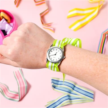 Ribbon Watch