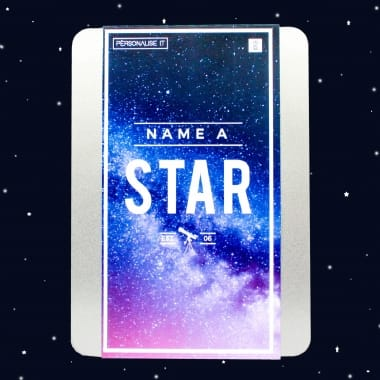 Name a Star Gift Tin