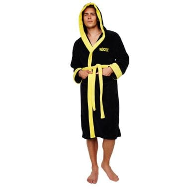 Rocky Dressing Gown (Fleece)