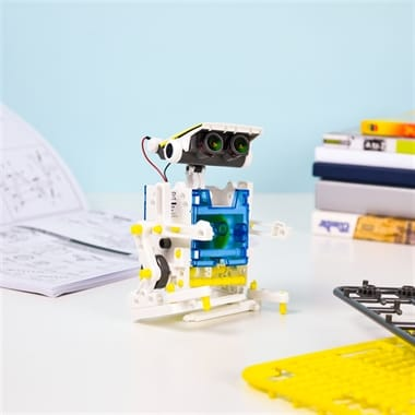 Build Your Own Solar Robot 14 in 1