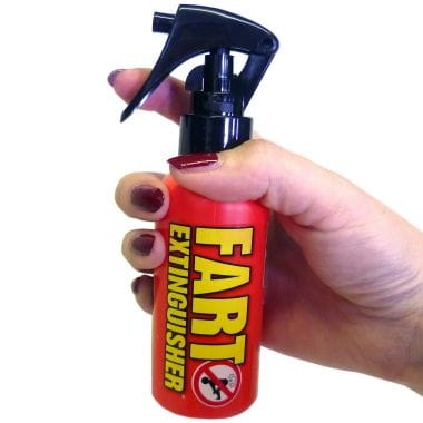 Fart Extinguisher