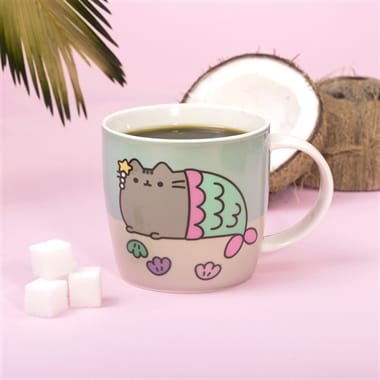 Pusheen Colour Changing Mug