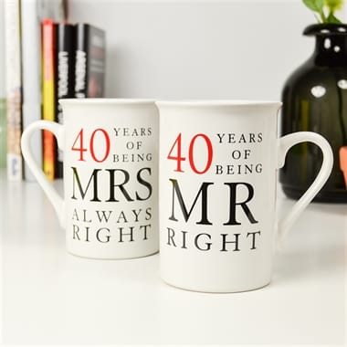 40th Wedding Anniversary Gifts.40th Wedding Anniversary Gifts Ruby Anniversary Find Me