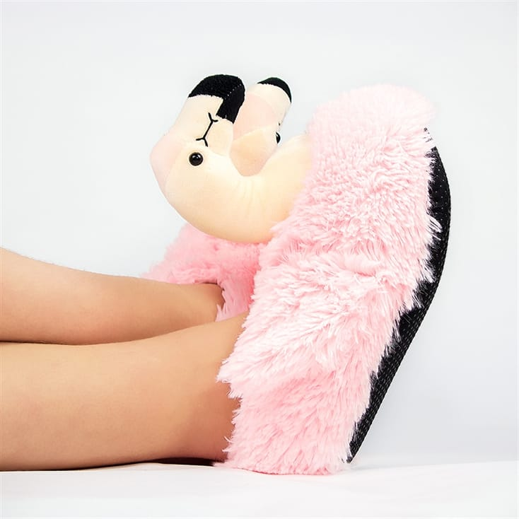 Flamingo Slippers Find Me A Gift