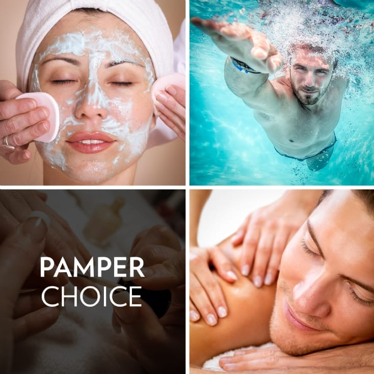 Pamper Me Choice