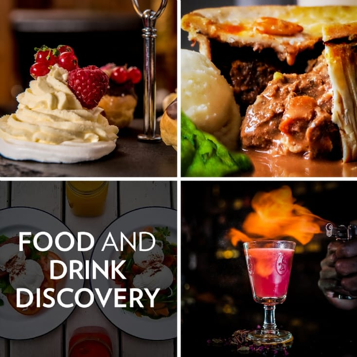Food and Drink Discovery