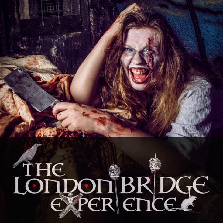 The London Bridge Experience and Tombs for Two