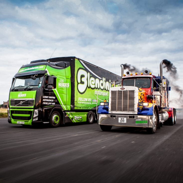 Truck Driving Experience