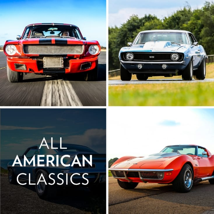 The American Classics Driving Experience