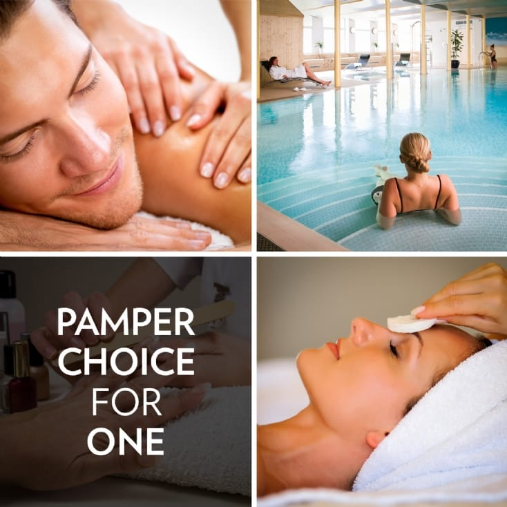 Pamper Choice (for one or two people)