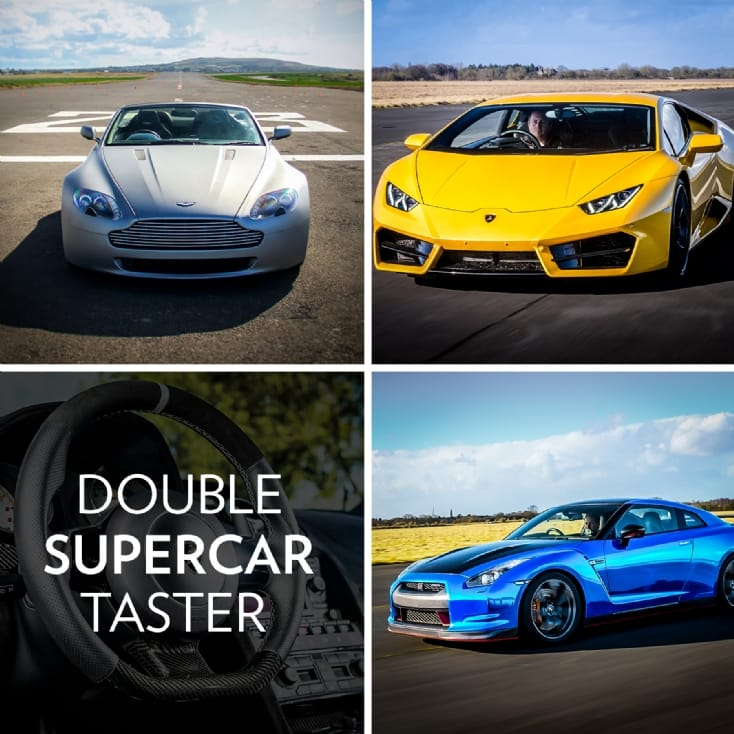Double Supercar Taster