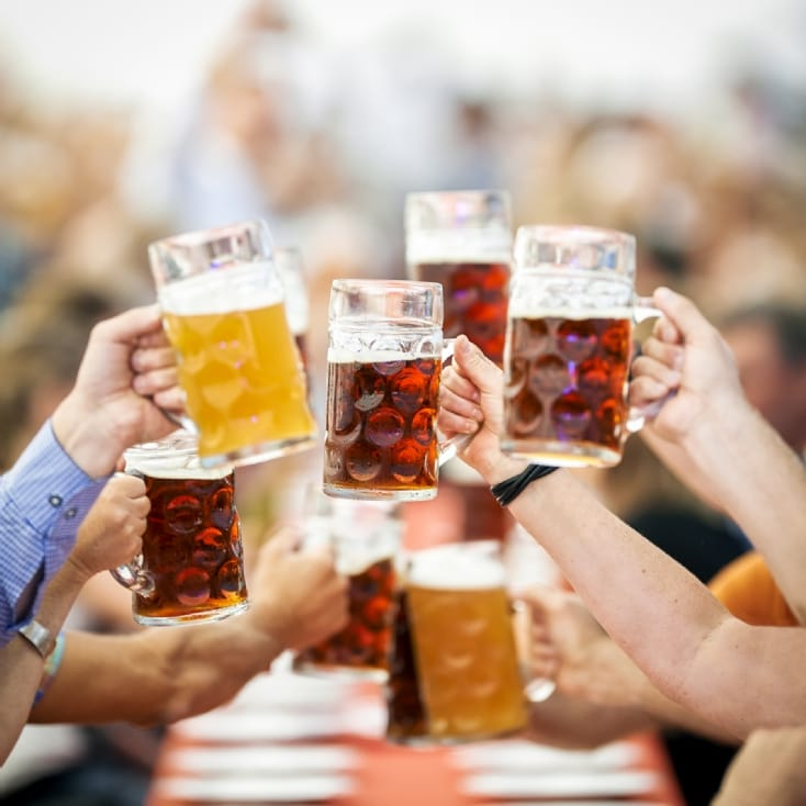 Beer & Food Festival Tickets