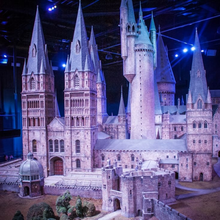 The Harry Potter Studio Tour and Tea for 2