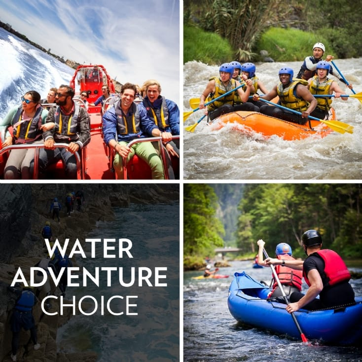 Water Adventure Choice