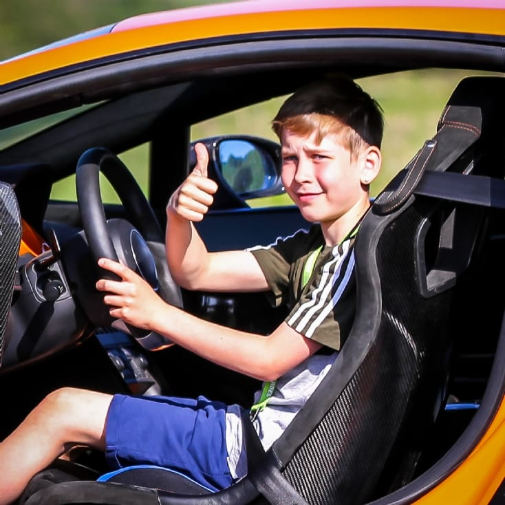 Junior Movie Driving Experience