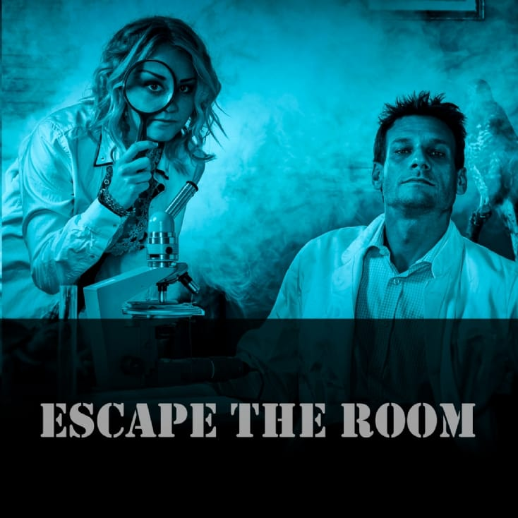 Escape the Room Game for Two