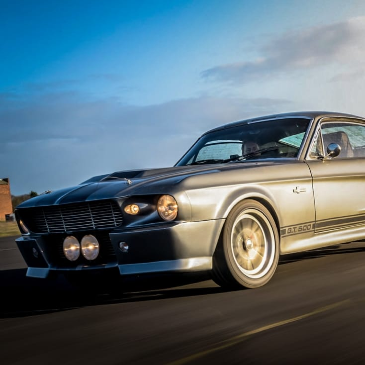 Eleanor Mustang GT500 Experience