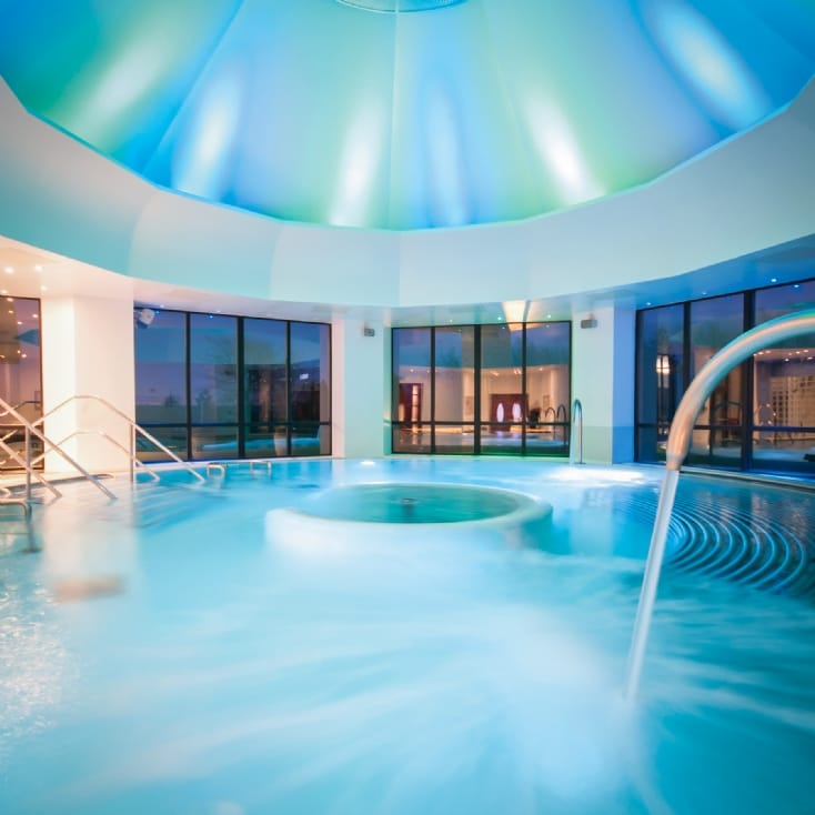 Essential Weekend Spa Day for Two at Champneys Luxury Resort Springs